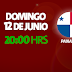Transmisión Gratis del Partido : México-Panamá hoy 8:00 pm (12 de junio)