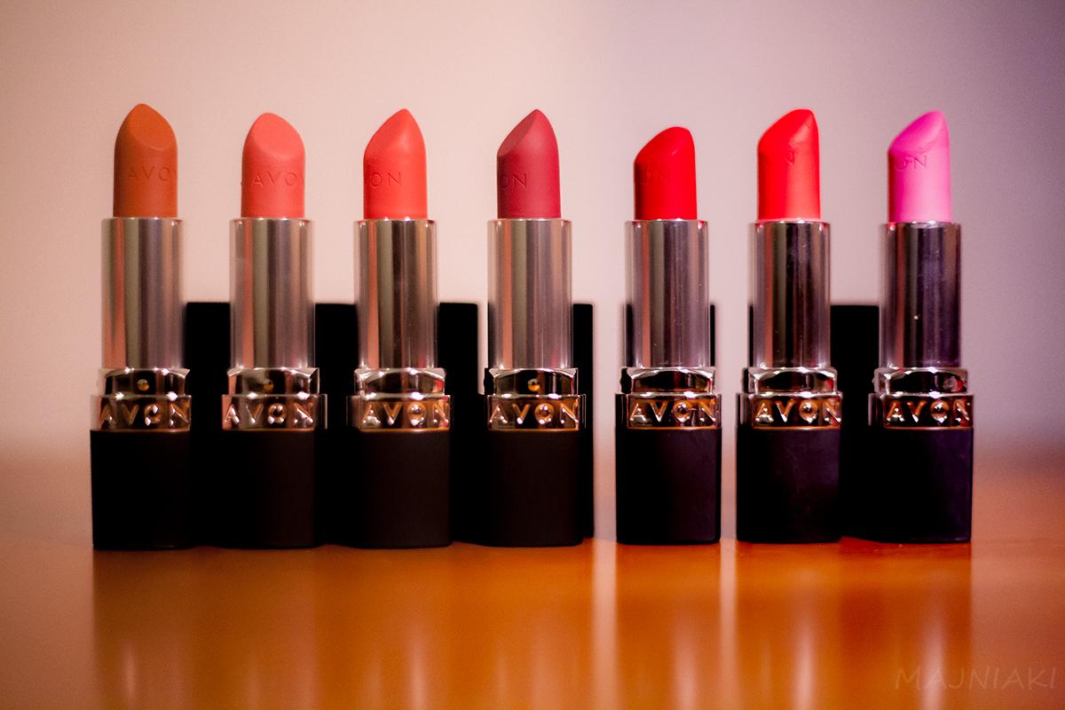 True Color Matte Lipstick - Avon