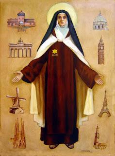 Resultado de imagem para Santa Teresa Benedita da Cruz