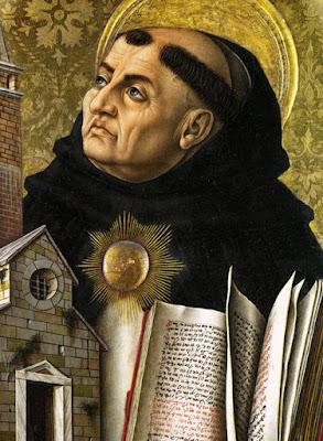 Tomás de Aquino y el día que vieron volar un buey en el convento