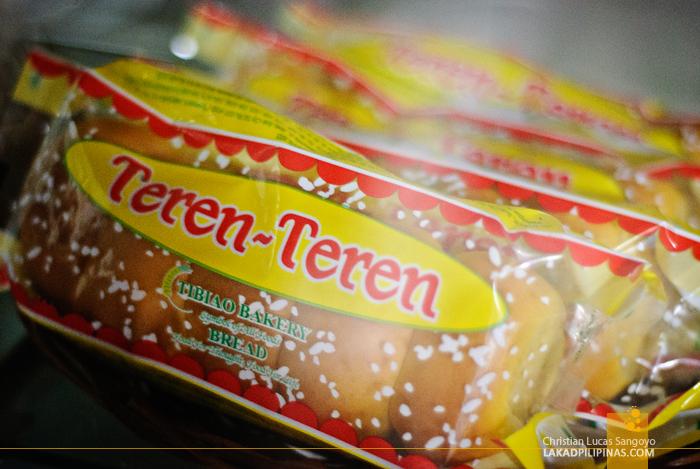 Teren-Teren at Antique's Tibiao Bakery