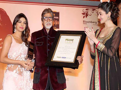 Amitabh Bachchan is India's Prime Icon