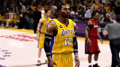 NBA 2K13 Dwight Howard Free Agency Lakers