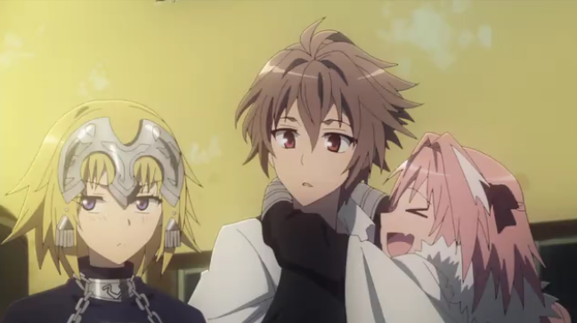 Fate Apocrypha Episode 18 Subtitle Indonesia