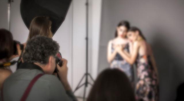 Sessió Fotogràfica amb models (10.02.18)