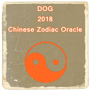 2018 DOG Predictions For Love and Money Chinese Zodiac Oracle