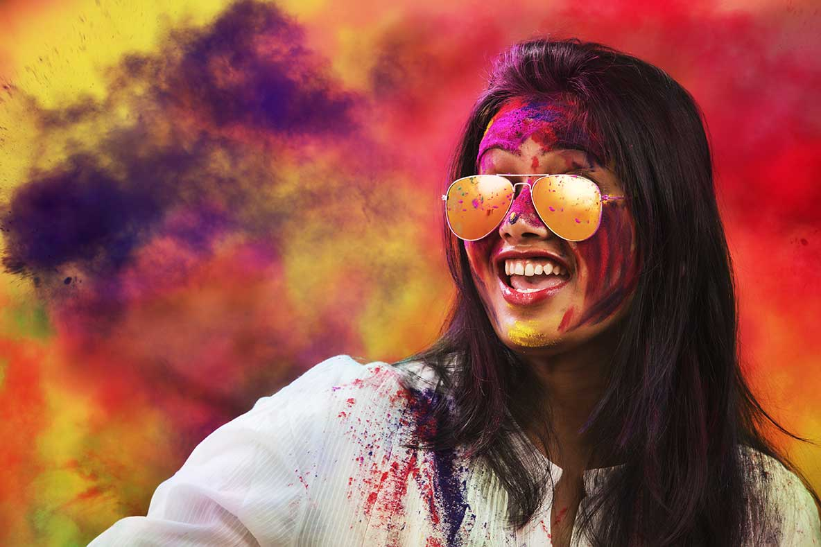Holi Hot and Beautiful Images, Photo, HD Wallpaper