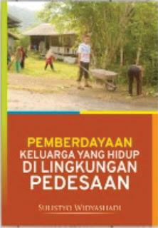 Pemberdayaan Keluarga Yang Hidup Di Lingkungan Pedesaan