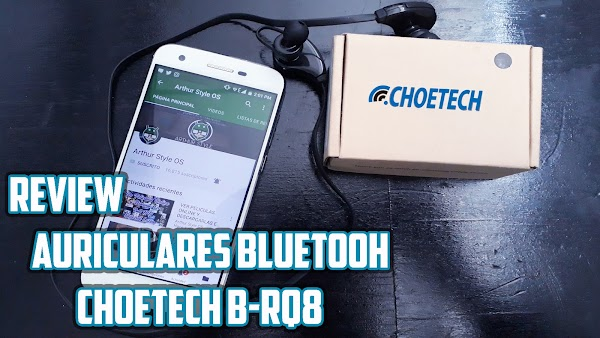 MAGNIFICOS AURICULARES BLUETOOTH B-RQ8 REVIEW Y UNBOXING