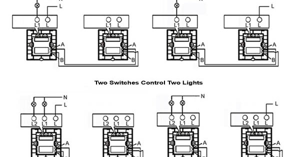 Two Way Switch Working