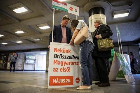 EP-választás - Finisébe ért az ajánlásgyűjtés, még tucatnyi párt van versenyben