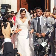 samuel eto'o and georgette