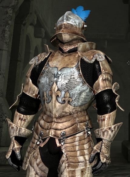 Skyrim Clothes Mod >> Skyrim Mods Highlights: W3 Toussaint Knight Armor Collection