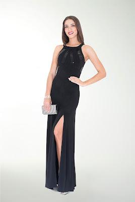 vestidos de gala para noche