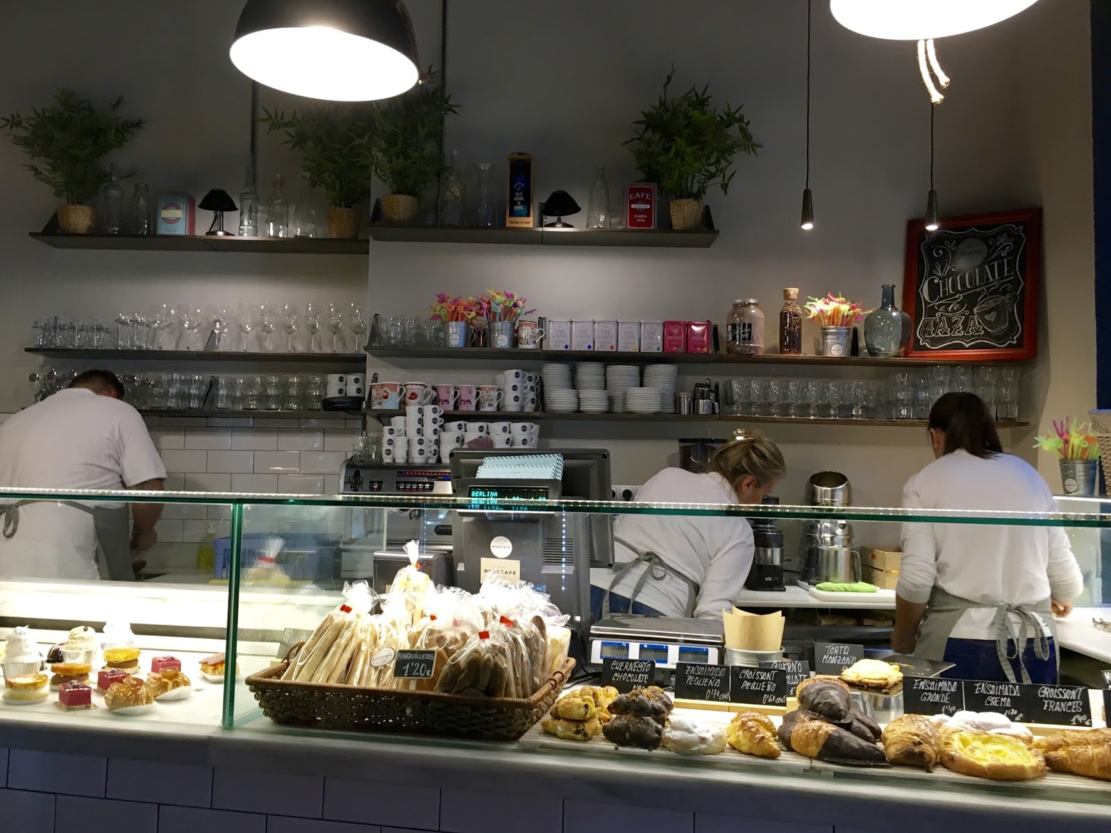Nuezcafé: meriendas con tradición