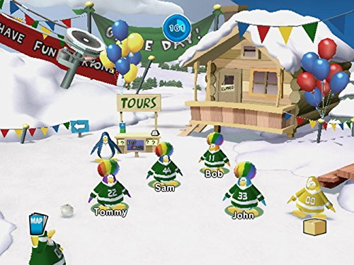 Club Penguin: Game day screenshot 2