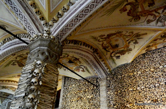 Capela dos Ossos, Évora