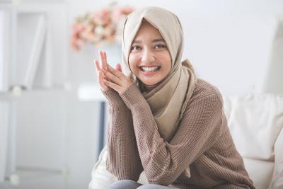 gaya berpakaian hijab gaul