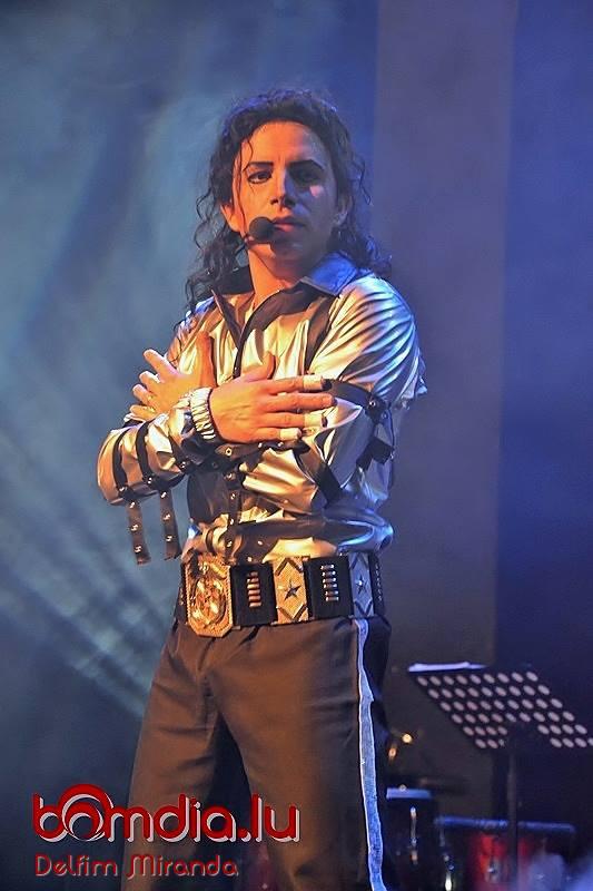 Delfim Miranda - Michael Jackson Tribute - Bad - Live in Strasbourg - France