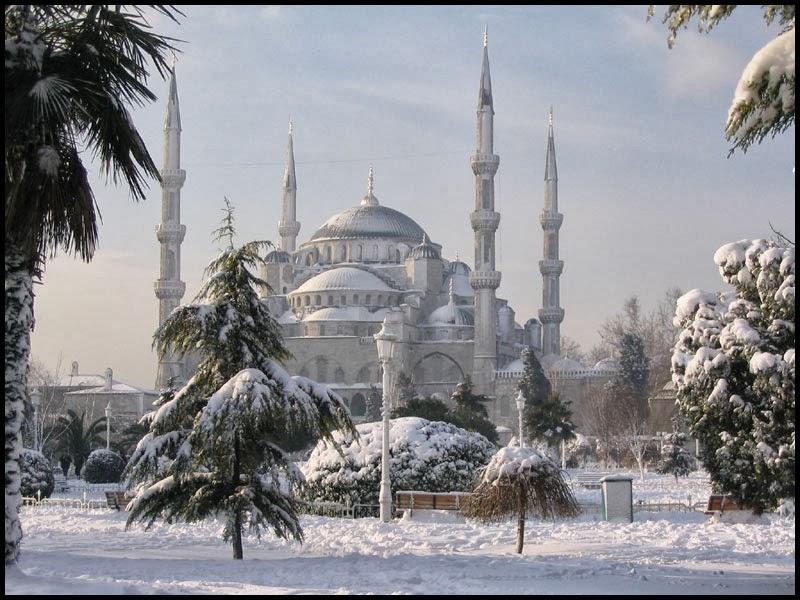 Resultado de imagen de blogspot estambul snow