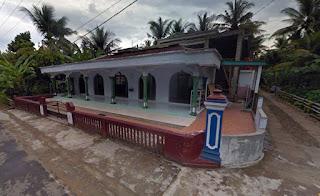 Masjid Dusun Kebondalem (Renovasi) Hadiwarno Ngadirojo Pacitan