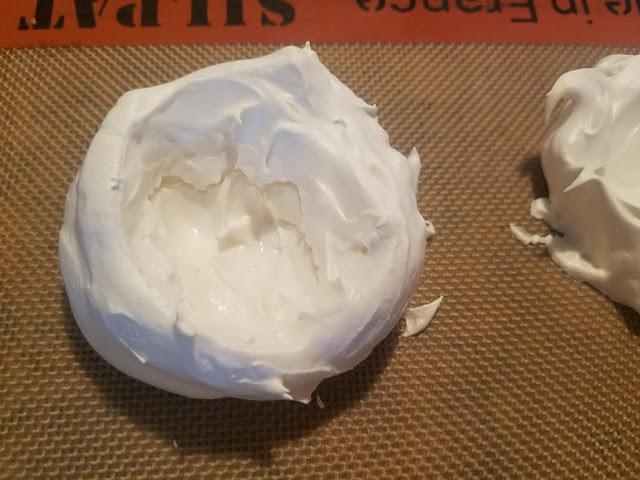 Meringue Cups Recipe Video