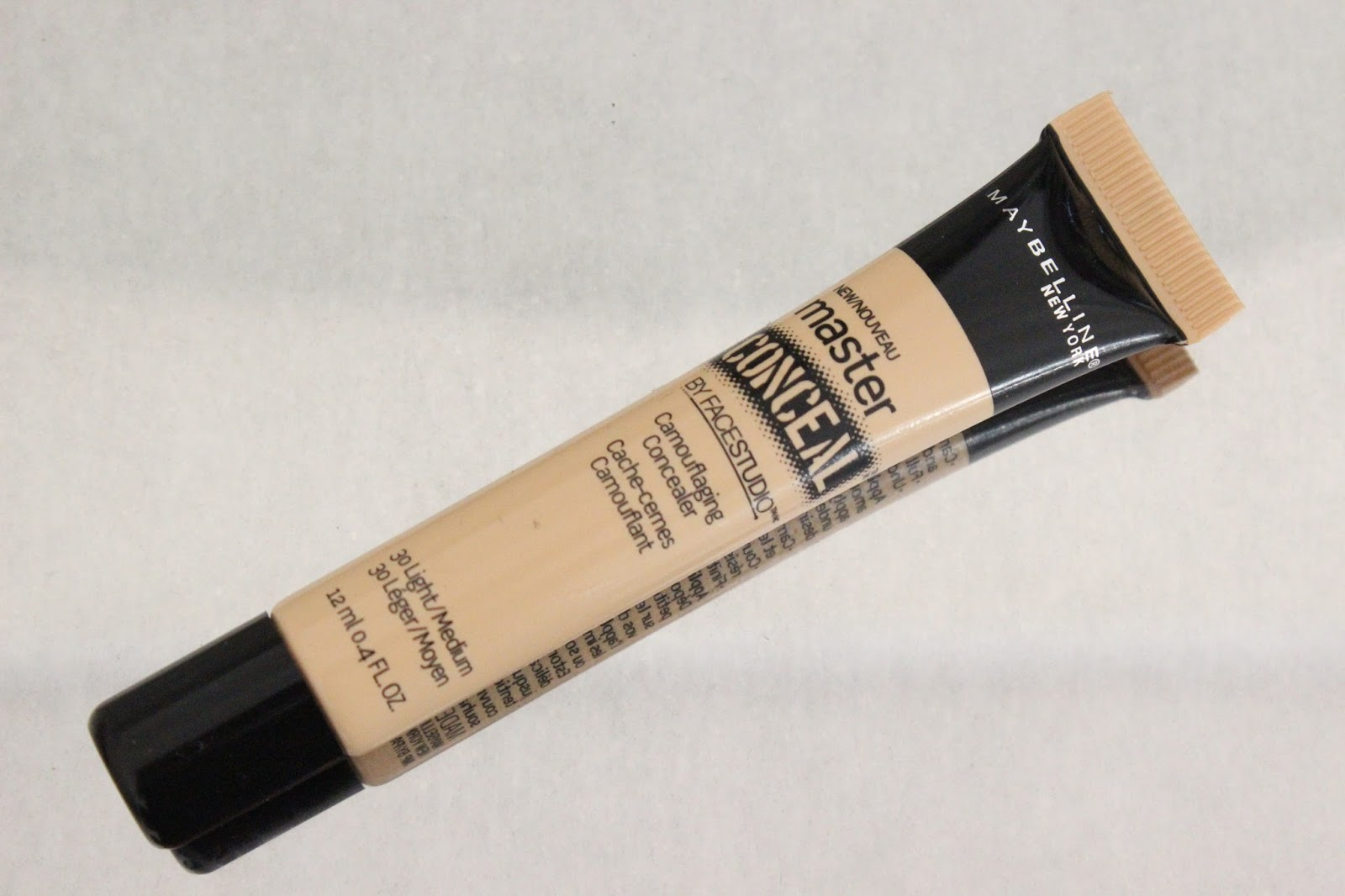 Maybelline Master Concealer Review A Little Pop Of Coral