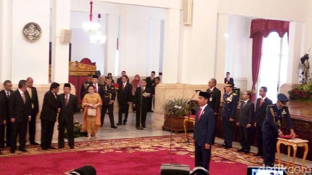 Jokowi Tunjuk Idrus Marham Sebagai Mensos Baru Karena Alasan Ini