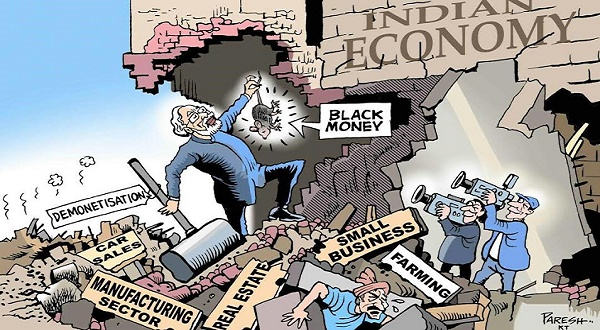 Demonetisation and its effects and Black Money reality