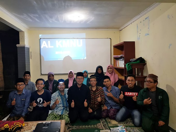 Jaringan Alumni KMNU, AL KMNU Terbentuk di Munas Ke-4
