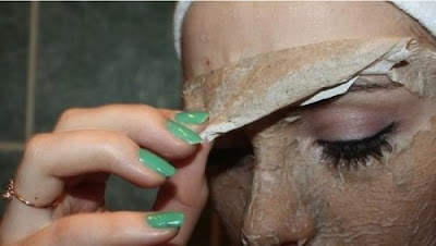 Nettoyer et raffermir votre peau avec ce masque visage à l'œuf