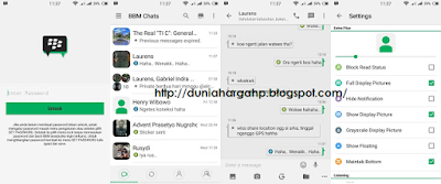 BBM Mod OPPO 2.12.0.11 APK