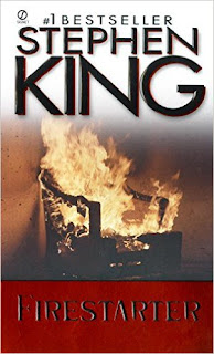 Stephen King Books, Firestarter, Stephen King Store