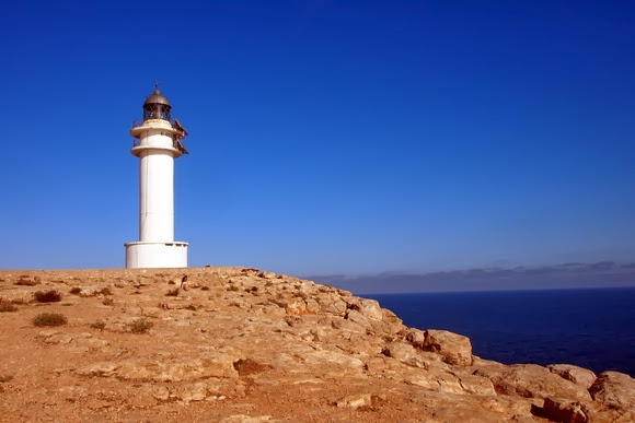 es cap de barbaria lighthouse