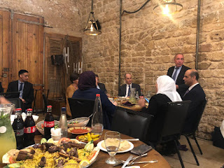 وزارة الخارجية الإسرائيلية تستضيف عدد من الدبلوماسيين العرب على الإفطار