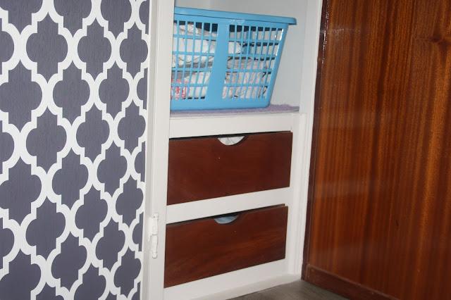 gavetas armário