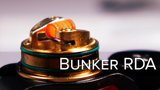 Squonk Vape+Amazing Flavor! It is asMODus Bunker RDA