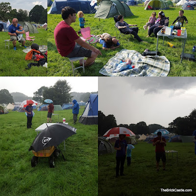 Just So Festival Camping Weather Thunderstorm