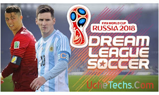 Dream league Soccer Russia 2018 Fifa World Cup