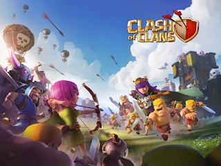 Clash of Clans v8.551.24 Mod[Unlimited Gems/Gold]