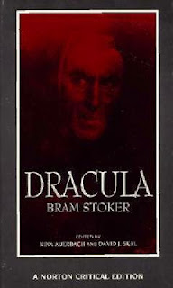 Review of the classic horror novel Dracula