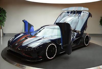 Keonigsegg Agera
