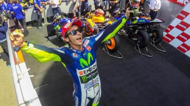 Ini Jadwal MotoGP Italia : Peluang Rossi Kembalikan Kejayaannya