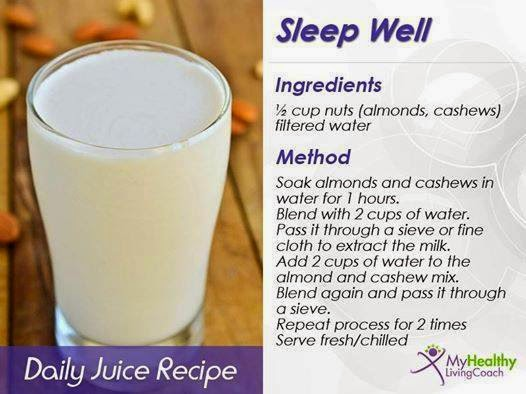 hover_share weight loss - juice to sleep well