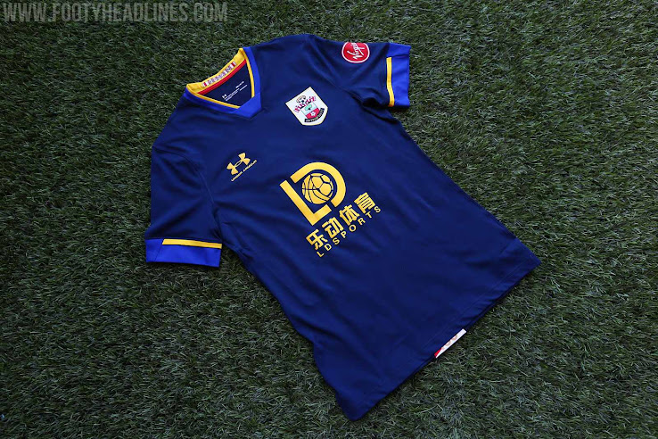 Southampton 20-21 Away Kit Released - Footy Headlines