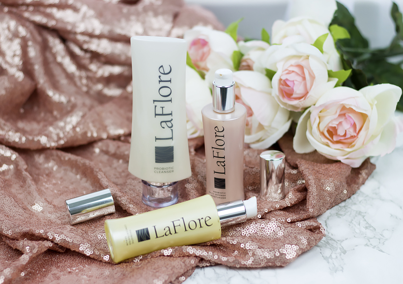 Three Easy Steps To A Beautiful Skin With Probiotic LaFlore Skincare!