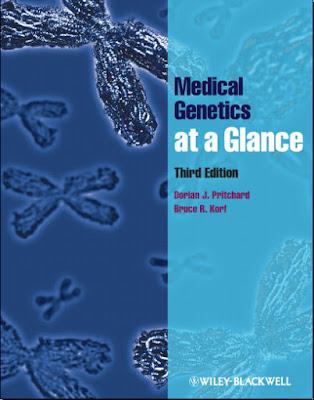 Medical Genetics at a Glance , Third Edition- Korf, Bruce R., Pritchard, Dorian J