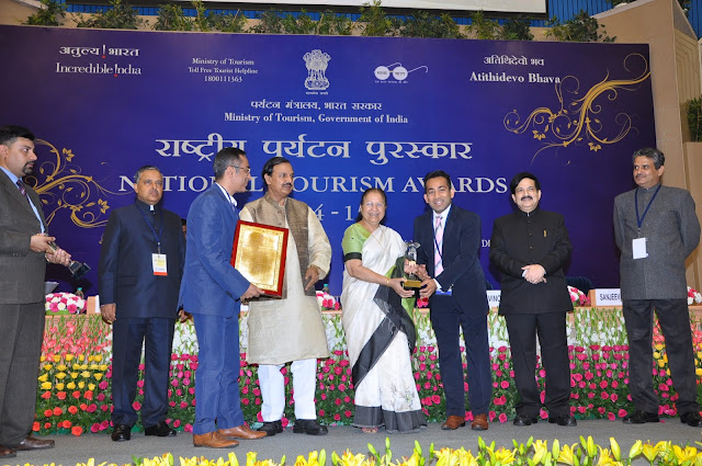 ECO Rent a Car bags the prestigious National Award for the 'Best Ground Transportation Company in India'