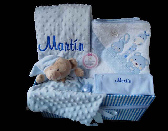 Canastillas Personalizadas Martin