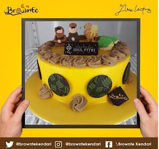 brownte-cake